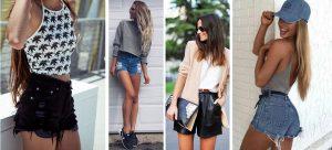 29c11c95cb ▷ Pantalones Cortos de Mujer