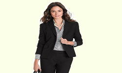 Trajes de negocios mujer